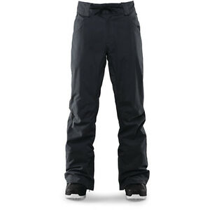 2016-NWT-THIRTYTWO-WOODERSON-PANT-black-wash-slouch-mid-fit-gaiters