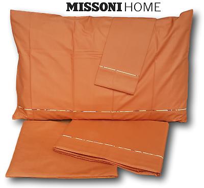Mina In 100% Baumwolle Missoni Hochzeits- Set Bett Doppel Vertrieb Von QualitäTssicherung Blätter