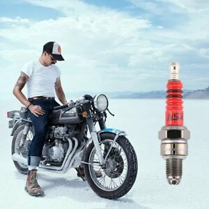 Scooter-GY6-50cc-150cc-High-Performance-3-Electrode-Spark-Plug-Rep-C7HA-C7HSA-R