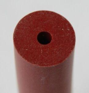 1m Silicon Schlauch, innen 3 mm, wandstärke 5 mm, außen 13 mm