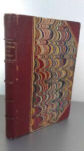 DE Lamartine Jocelyn Journal Situado Un Cure Pueblo mientras Que París 1861 Buen