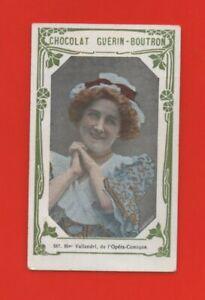Kitschbild Guérin Boutron - 587 - Madame Vallandri Von die Oper Comic (K7223)