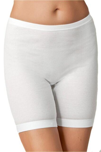 Naturana Pack of 5 Women s Cotton Long Leg Panties Knickers 802204 ... 1aaf4045ca5d