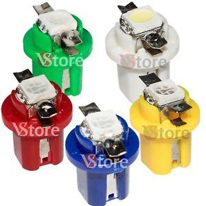Lampade-LED-T5-B8-5D-SMD-Per-Quadro-Strumenti-Posizione-MODELLISMO-TUNING