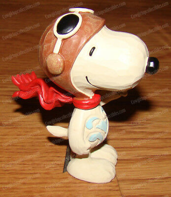 Miniature Peanuts by Jim Shore Enesco, 4059444 Details about  /Golfer Snoopy