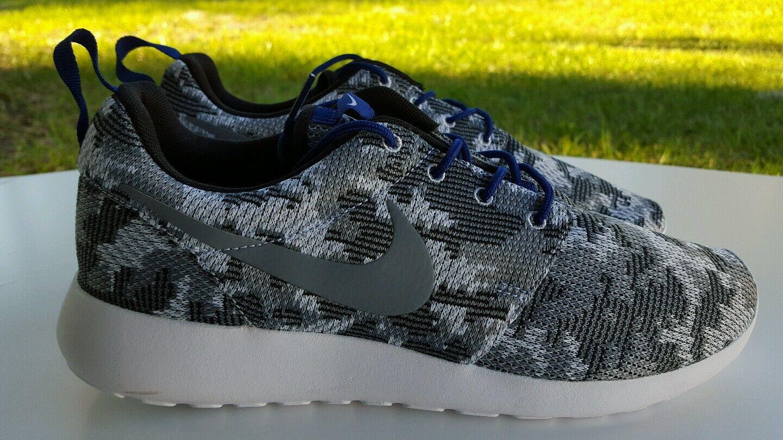 Nike rosherun flyknit jacqurad id taglia 10 684905-996