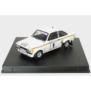 Trofeu 1:43 Trofeu 1024 Ford Escort MkII Shell Rally of Portugal 77