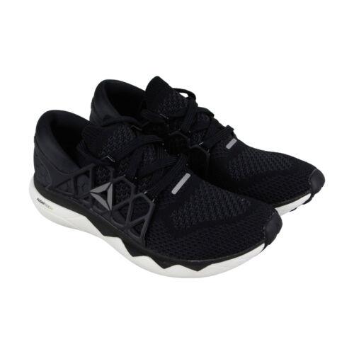 Reebok Floatride Run Ultk BS8131 Mens Black Low Top Athletic Gym Running Shoes