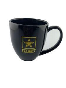 U-S-Army-Coffee-Cup-Mug-United-States-Army-Star-16oz-Black