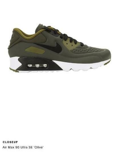 Air Max 90 Ultra SE  Olive