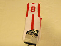 Player Id By Tck Pcn Lg 8 Twi 1 Sock White Red Vollyball Basketball Soccer