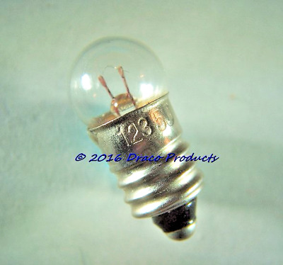 4.5v .3A Replacement Lamp 11mm Size for Elenco SNAP CIRCUITS 6SCL4 BULB 3.7