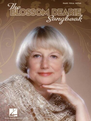 The Blossom Dearie Songbook Sheet Music Piano Vocal Guitar SongBook NE 000307202