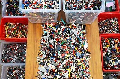4Kg of Mixed Bricks Plates Parts Friends Star Wars Technic JOB LOT LEGO Bricks