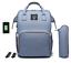 Sac-a-Dos-a-Langer-Bebe-Maman-Maternite-Sac-a-Main-Baby-USB-Hook-Bottle-Bag miniatuur 10