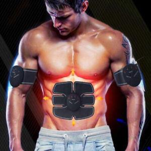 EMS Wireless Muscle Stimulator Trainer Smart Fitness Abdominal Training Electric
