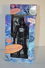 RARE Doctor Who CYBERMAN Black Cyber Trooper Figure (1985 episode) NEW in Box