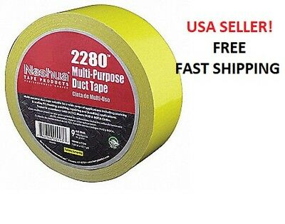 NASHUA 2280 Duct Tape,48mm x 55m,9 mil,Burgundy