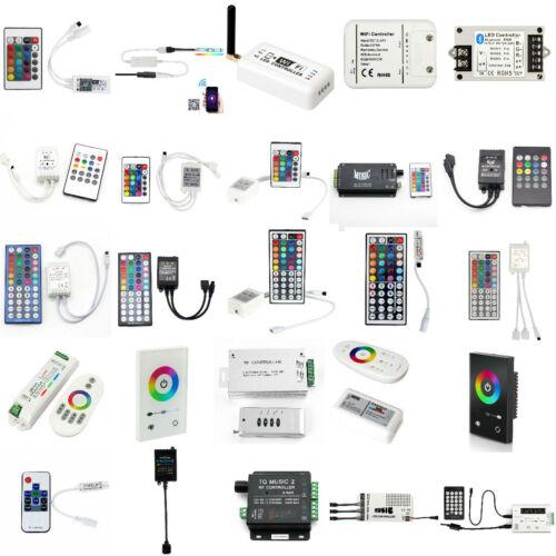 SUPERNIGHT® 20//24//44Keys Wifi Controller IR//RF Remote for RGB LED Strip Light