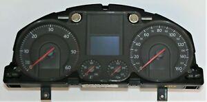 VW-Passat-2-0-TDI-Speedo-Clock-B6-160-MPH-Speedometer-3C0920960N