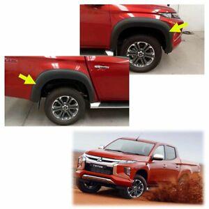For Mitsubishi L200 Triton Mq 4x4 2019 20 Wheel Arch Fender Flares