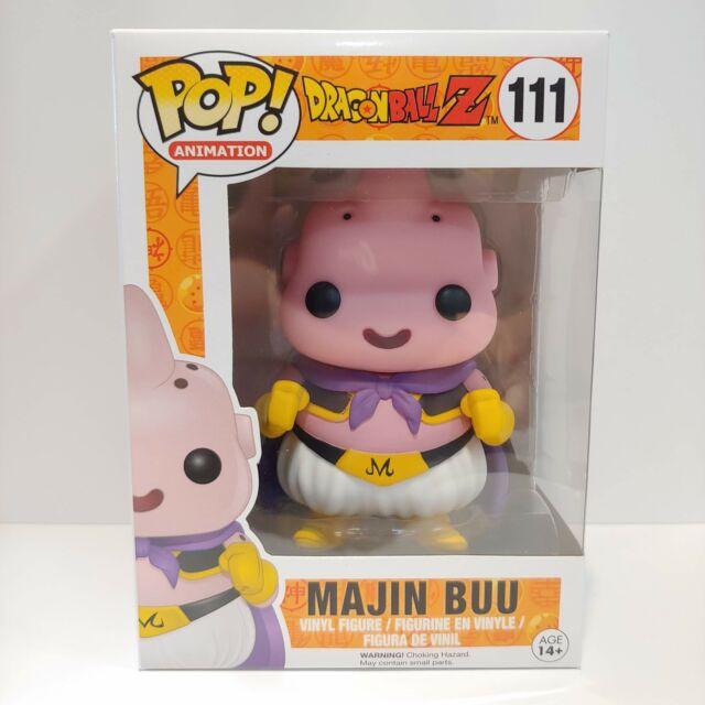MAJIN BUU #111 - DRAGON BALL Z - FUNKO POP! ANIMATION - Vinyl Figure - NEW