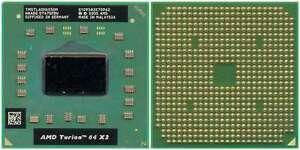 CPU AMD Turion 64 X2 TL-60 TL60 TMDTL60HAX5DM processore per Acer