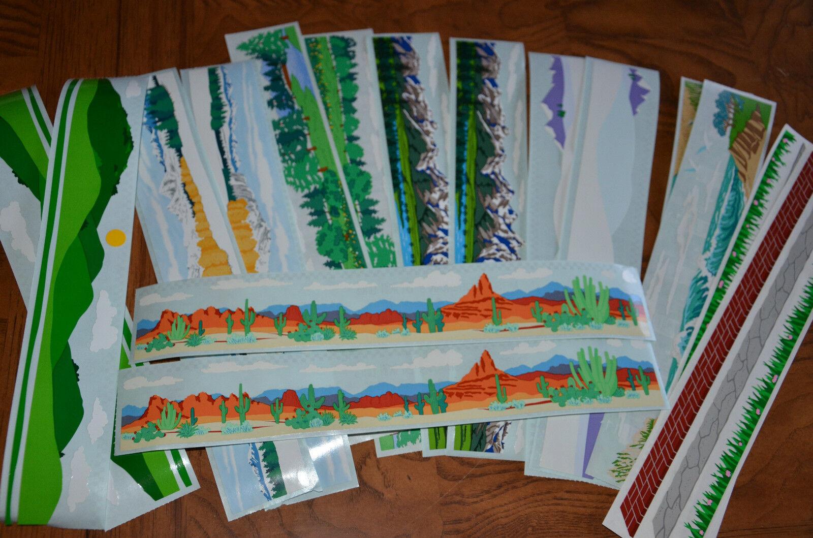 Mrs. Grossman Landscape Design Lines You Choose Ocean, Desert 2
