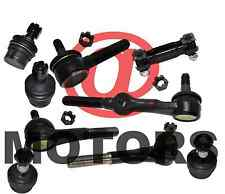 Steering Tie Rod End Ball Joints Adjusting Sleeve For Chevy K10 Blazer GMC Jimmy