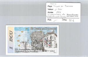 France Trans IN Provence 1 ECU 1994