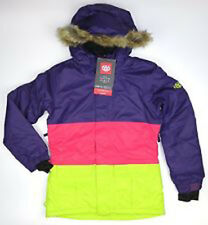 83c3bcf4f825 Buy 686 Wendy Insulated Girls Snowboard Jacket Violet Colorblock X ...