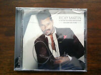 Ricky Martin A Quien Quiera Escuchar Deluxe With Signed Booklet Autographed