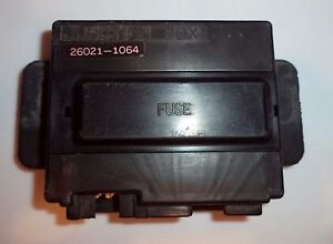 details about ninja 250 250r junction box fuse holder kawasaki ex250 ex250r very good!  kawasaki gpx 250 fuse box wiring