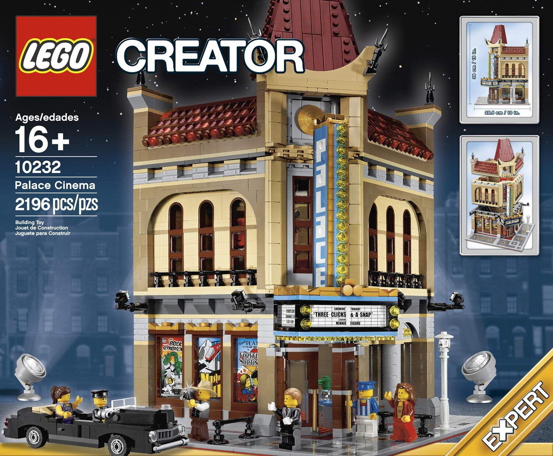 LEGO Creator (10232) Palace Cinema (Brand New & Factory Sealed) Retired Lego Set