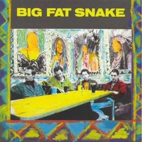 BIG FAT SNAKE: Big Fat Snake , rock