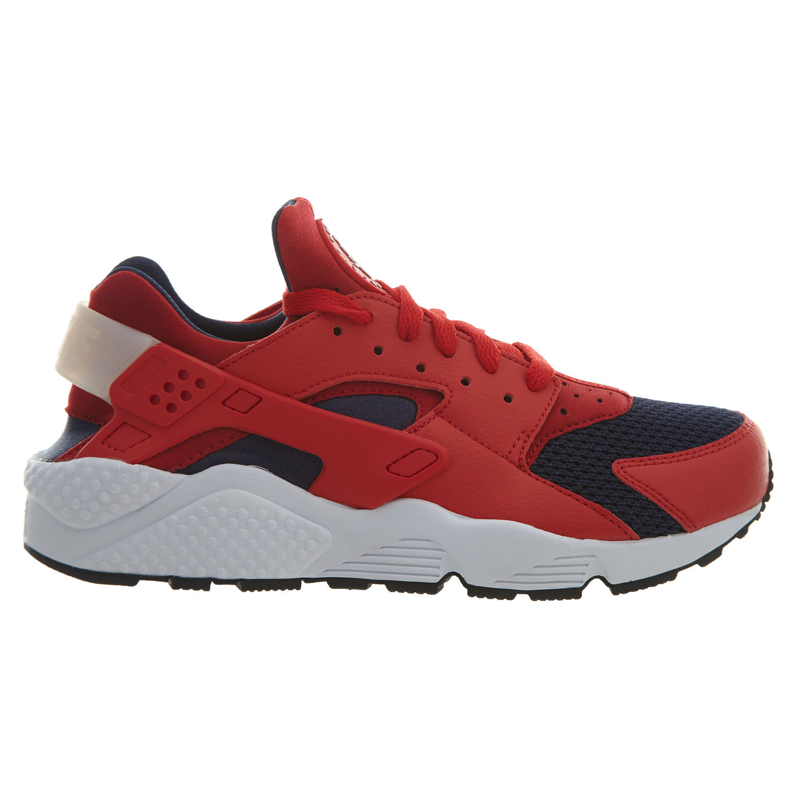 Nike Air Huarache Varsity Pack Mens 318429-611 Red White Running Shoes Size 9.5