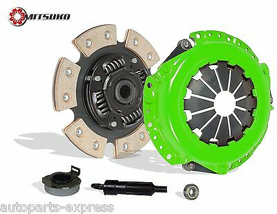 CLUTCH KIT STAGE 2 MITSUKO FOR 89-98 ASUNA SUNRUNNER TRACKER SUZUKI SIDEKICK X90