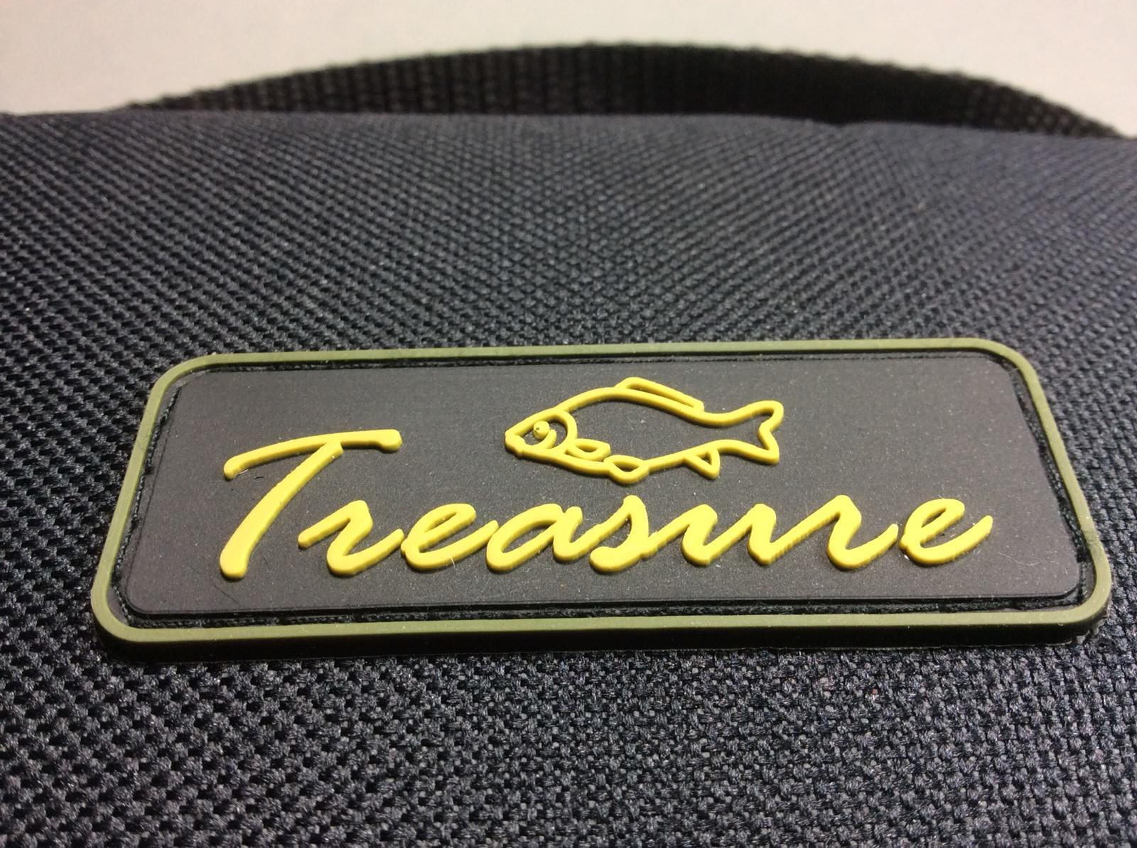 Treasure scale 54kg con Borsa Nero Nuovo Bilancia da da da pesca, Bilancia, Bilancia a Molla 46d798