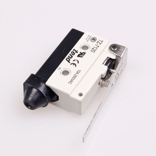 One Piece TZ-7120 Long Hinge Lever Momentary Type SPDT AC DC Micro Limit Switch