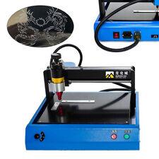 400w Metal Marking Machine Name Plate Dog Tag Engraving Coding Machine 200150mm