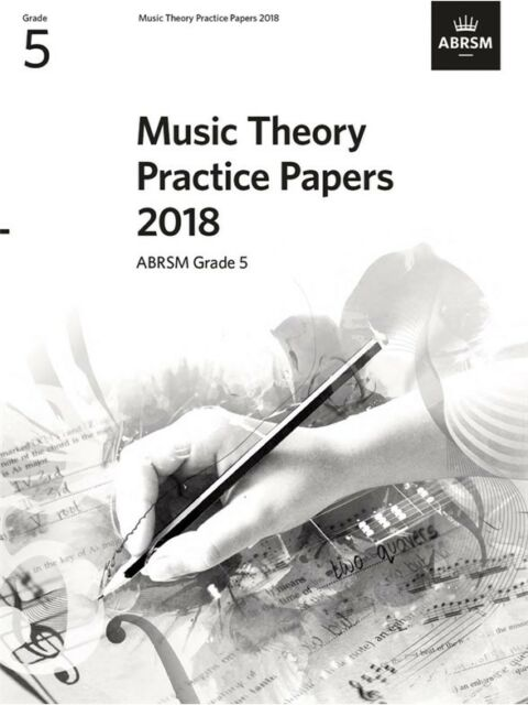 ABRSM Music Theory Practice Papers 2018 - Grade 5