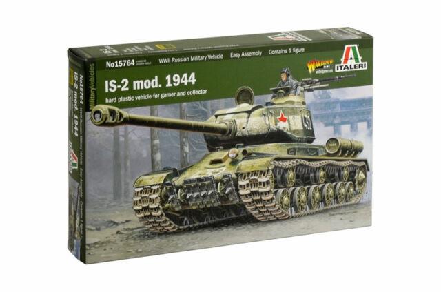 Italeri 15764 - 1/56 Soviet Is-2 Mod. 1944 - Neu