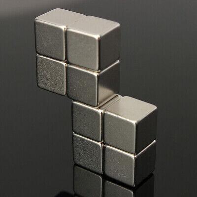 5PCS 12X2MM N52 SUPER STRONG ROUND DISC BLOCKS RARE EARTH NDFEB MAGNETS FADDISH