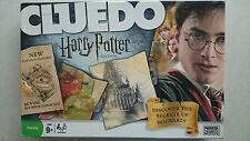 HARRY Potter CLUEDO BOARD GAME DA PARKER 2008 UNPLAYED