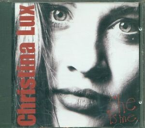 Christina-Lux-She-Is-Me-Cd-Ottimo