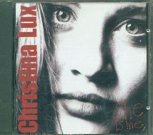 Christina-Lux-She-Is-Me-Cd-Ottimo