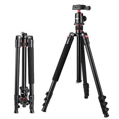 "Rangers 62"" Pro Portable Ball Head Camera Camcorder Tripod for Nikon DSLR RA068"