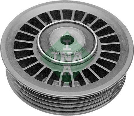 INA V-Ribbed Belt Deflection Guide Pulley 532 0155 10 532015510-5 YR WARRANTY