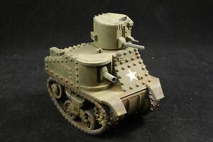 M3 Lee-san CDL resin conversion world war toon tank M4A1 Sherman