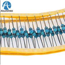 14w Resistance 1 Metal Film Resistor Bag 20 Kinds Each 20 Total 400pcs Top Set